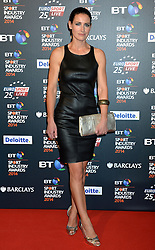 Pictured is Sky Sports News Presenter Amy Lewis.<br /> <br /> BT Sport Industry Awards 2014 at Battersea Evolution, London, UK.<br /> <br /> Thursday, 8th May 2014. Picture by Ben Stevens / i-Images