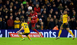 WOLVERHAMPTON, ENGLAND - Monday, January 7, 2019: Liverpool's Rafael Camacho during the FA Cup 3rd Round match between Wolverhampton Wanderers FC and Liverpool FC at Molineux Stadium. (Pic by David Rawcliffe/Propaganda)