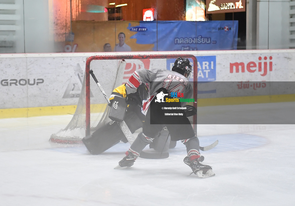 BANGKOK, THAILAND - MARCH 23: Skills Challenge during the CCM Thailand Cup 2019, The Rink Central Rama IX, Bangkok, Thailand on March 23, 2019. <br /> .<br /> .<br /> .<br /> (Photo by: Naratip Golf Srisupab/SEALs Sports Images)