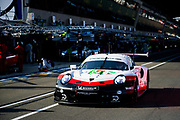 June 16-17, 2018: 24 hours of Le Mans. 94 Porsche GT Team, Porsche 911 RSR, Timo Bernhard, Romain Dumas, Sven Muller