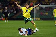Norwich City v Real Zaragoza 030811