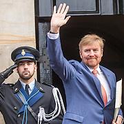 NLD/Amsterdam/20191128 - Koning Willem-Alexander reikt Erasmusprijs 2019 uit, Koning Willem Alexander