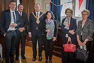 French ambassador at St Helier Parish hall