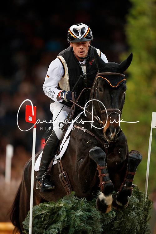 Thomsen Peter, (GER), Caspar<br /> Mercedes German Masters - Stuttgart 2016<br /> &copy; Hippo Foto - Stefan Lafrentz<br /> 16/11/16
