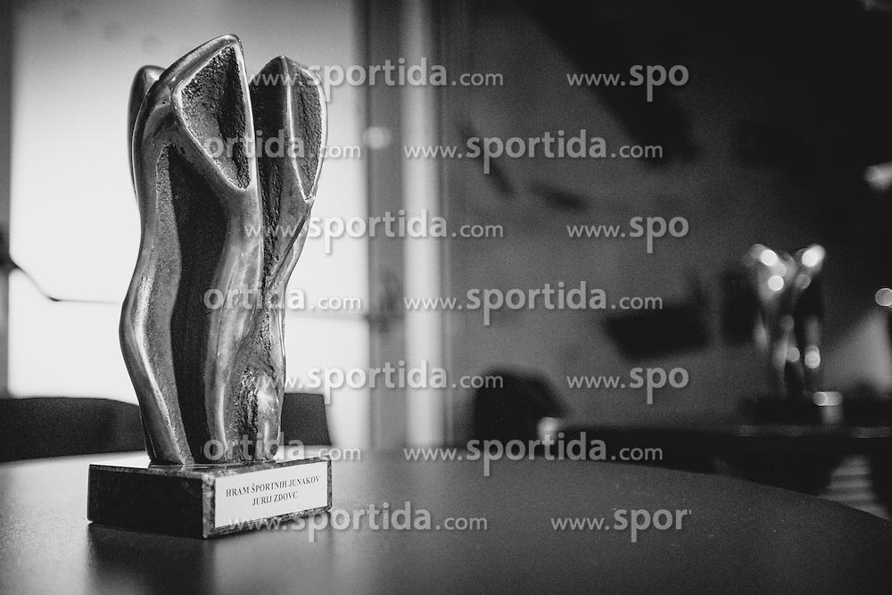 2015 Slovenia Hall of Fame induction ceremony, on August 27, 2015 in Arena Stozice, Ljubljana, Slovenia. Photo by Grega Valancic / Sportida