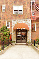 Entrance at 105-24 67th Avenue