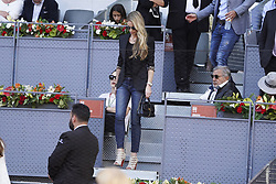 May 12, 2019 - Madrid, Spain - Helen Svedin attend the men's final during day 9 of the Mutua Madrid Open at La Caja Magica on May 12, 2019 in Madrid, Spain. (Credit Image: © Oscar Gonzalez/NurPhoto via ZUMA Press)
