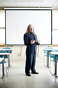 Paul Jones, a clinical associate professor n the school of journalism and mass communications at UNC Chapel Hill.