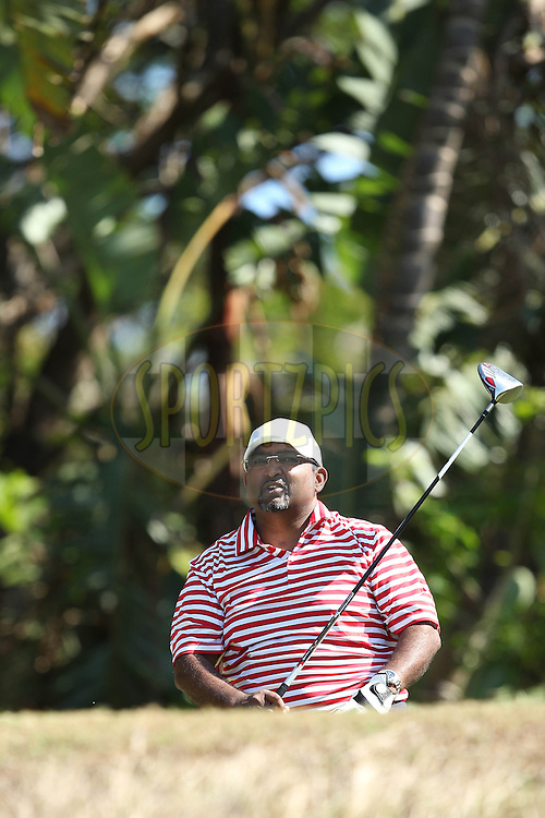 Jesse Chellan during the Airtel CLT20 golf day held at Zimbali Country Estate outside Durban in Kwa Zulu Natal on the 23 September 2010..Photo by: Ron Gaunt/SPORTZPICS/CLT20
