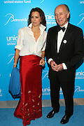 30 November 2010- New York, NY-Tea Leoni and her father, Tony Pantaleoni at The Seventh Annual UNICEF Snowflake Ball Presented by Baccarat on November 30, 2010 and held at Cipriani 42nd Street in New York City. Photo Credit: Terrence Jennings
