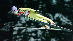 01.02.2011, Vogtland Arena, Klingenthal, GER, FIS Ski Jumping Worldcup, Team Tour, Klingenthal, im Bild Martin Schmitt, GER während der Qualifikation // during the FIS Ski Jumping Worldcup, Team Tour in Klingenthal, Germany 1/2/2011. EXPA Pictures © 2011, PhotoCredit: EXPA/ Jensen Images/ Ingo Jensen +++++ ATTENTION +++++ GERMANY OUT!