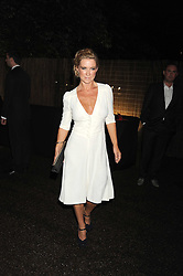 MEG MATHEWS at the annual Serpentine Gallery Summer Party in Kensington Gardens, London on 9th September 2008.