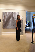 RABIA BAKICI GURELI;, Dinner to celebrate the 10th Anniversary of Contemporary Istanbul Hosted at the Residence of Freda & Izak Uziyel, London. 23 June 2015