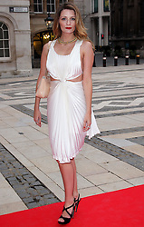 Misha Barton arriving at the Women for Women International Gala in London, Thursday, 3rd May 2012. Photo by: Stephen Lock / i-Images