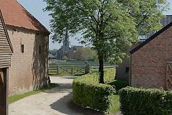Stephex stables<br /> Wolvertem 2008<br /> Photo © Hippo Foto