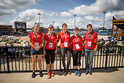 Team SUI<br /> World Equestrian Games - Tryon 2018<br /> © Hippo Foto - Dirk Caremans<br /> 13/09/2018