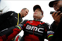Sykkel<br /> Tour de France 2011<br /> 09.07.2011<br /> Foto: PhotoNews/Digitalsport<br /> NORWAY ONLY<br /> <br /> 8th stage / Aigurande - Super-Besse Sancy<br /> <br /> Cadel Evans (Team BMC Racing Team)