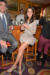 Rosanna Falconer at the  Annabel's Bright Young Things Party at Annabel's, Berkeley SquareLondon England. 8 June 2017.<br /> Photo by Dominic O'Neill/SilverHub 0203 174 1069 sales@silverhubmedia.com