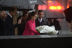 DEC 09 2014 Duke and Duchess of Cambridge New York Tour-Day 3