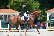 Charlott Maria Schurmann - Edward 28<br /> FEI European Dressage Championships for Young Riders and Juniors 2013<br /> © DigiShots