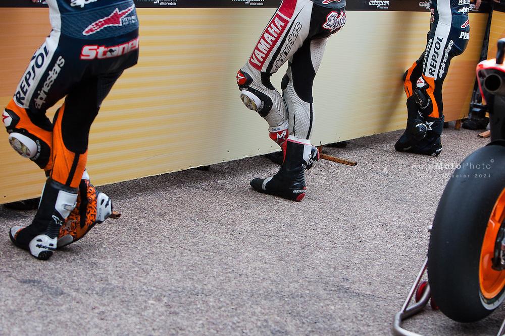 2011 MotoGP World Championship, Round 18, Valencia, Spain, 6 November 2011, Ambience