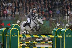 Beerbaum, Ludger Chiara<br /> Genf - Rolex Grand Slam 2013<br /> Finale, Rolex Grand Slam<br /> © www.sportfotos-lafrentz.de / Stefan Lafrentz