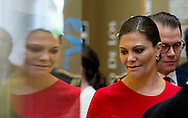 19-10-2015 LIMA prins Daniel en Prinses Victoria tijdens deelname aan de inauguratie van Nordic-Latijns-seminar over onderwijs, Universidad de Lima prins Daniel  en Prinses Victoria tijdens een 2 daagse bezoek aan Peru en 3 dagen een bezoek aan Colombia. COPYRIGHT ROBIN UTRECHT 10.00 - deelname aan de inauguratie van Nordic-Latijns-seminar over onderwijs, Universidad de Lima<br /> 11.00 - bezoek aan H &amp; M store, Jockey Plaza. Fotomoment bij aankomst<br /> 12.30 - ontmoeting met president Ollanta Humala (nog voorlopig) in het presidentieel paleis. Fotomoment bij aankomst<br /> 14.45 - bezoek aan Museo de Arqueologia y Antropolog&iacute;a. Fotomoment bij aankomst<br /> 19.20 - Zweeds-Peruaanse receptie in het Zweedse consulaat-generaal<br /> <br /> 19-10-2015 LIMA prins Daniel en Prinses Victoria tijdens deelname aan de inauguratie van Nordic-Latijns-seminar over onderwijs, Universidad de Lima prins Daniel  en Prinses Victoria tijdens een 2 daagse bezoek aan Peru en 3 dagen een bezoek aan Colombia. COPYRIGHT ROBIN UTRECHT
