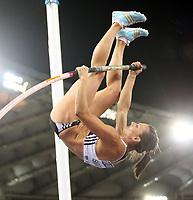 Friidrett<br /> Golden Gala / ÅF Golden League<br /> Roma<br /> 11.07.2008<br /> Foto: imago/Digitalsport<br /> NORWAY ONLY<br /> <br /> Yelena Isinbayeva - Russland<br /> Verdensrekord i stav - 5.03