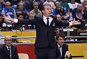 DESCRIZIONE : Berlino Berlin Eurobasket 2015 Group B Spain Italy<br /> GIOCATORE : Simone Pianigiani<br /> CATEGORIA : allenatore coach<br /> SQUADRA : Italy<br /> EVENTO : Eurobasket 2015 Group B<br /> GARA : Spain Italy<br /> DATA : 08/09/2015<br /> SPORT : Pallacanestro<br /> AUTORE : Agenzia CiamilloCastoria/R.Morgano<br /> Galleria : EuroBasket 2015<br /> Fotonotizia : Berlino Berlin Eurobasket 2015 Group B Spain ItalyGroup B Spain Italy