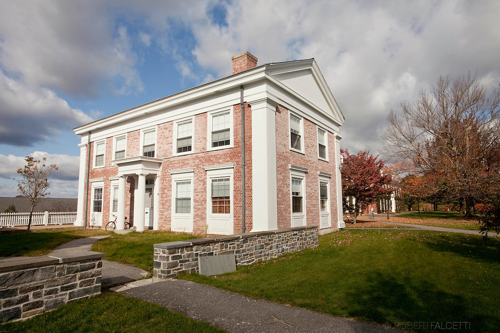 The Pomfret School, Pomfret, CT. 2010-2011. The scenic campus of the Pomfret School, a New England college preparatory boarding and day school. (Photo by Robert Falcetti).Admissions marketing & communications photography.  ... .