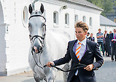 August 12 - Eventing Horse Inspection
