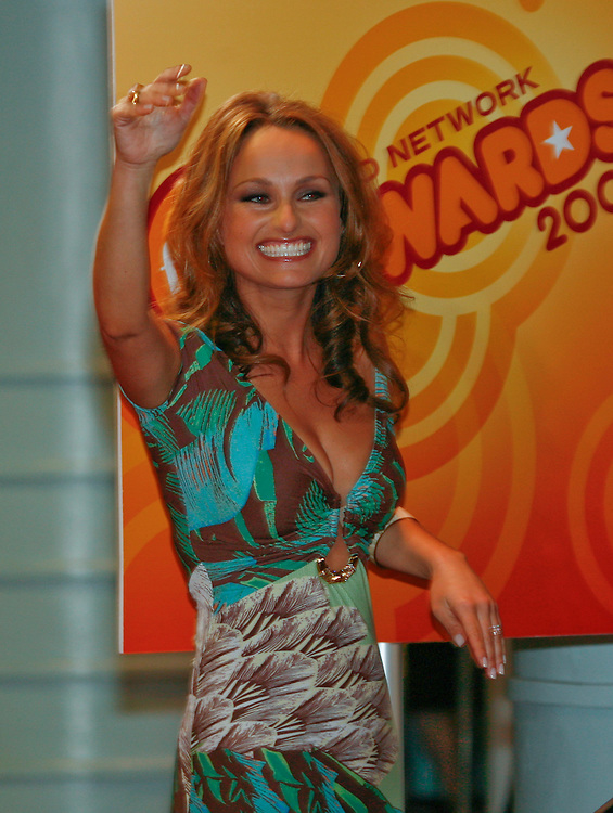 Giada De Laurentiis at the First Food Network Awards Show at the Jackie Gleason Theater  of the Performing Arts, in Miami Beach, FL on  Feb 23, 2007.  (Photo/Lance Cheung) <br /> <br /> PHOTO COPYRIGHT 2007 LANCE CHEUNG<br /> This photograph is NOT within the public domain.<br /> This photograph is not to be downloaded, stored, manipulated, printed or distributed with out the written permission from the photographer. <br /> This photograph is protected under domestic and international laws.