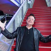 NLD/Hilversum/20140220 - Perspresentatie The Hit, George Baker