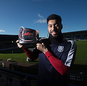 - Kane Hemmings is the Ladbrokes Premiership player of the month for January 2016<br /> <br />  - &copy; David Young - www.davidyoungphoto.co.uk - email: davidyoungphoto@gmail.com
