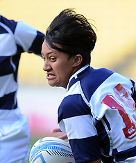 Wellington-Rugby, Women's Provincial Final, Auckland v Canterbury