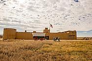 Bents Old Fort National Historic Site, La Junta, Colorado, Conestoga Wagon