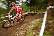 UCI World Mountain Bike championships, Fort William Scotland. September 9, 2007
