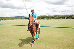 Asprey World Class Cup polo held at Hurtwood Park Polo Club, Ewhurst, Surrey on 17th July 2010.<br /> Picture shows:- KENNEY JONES