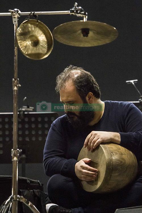 April 30, 2019 - Turin, Italy - Iranian tombak player Pedram Khavar Zamini is guest of 2019 Torino Jazz Festival (Credit Image: © Marco Destefanis/Pacific Press via ZUMA Wire)