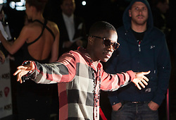 Tinchy Stryder..Arrivals on the red carpet at the MOBO Awards 2011 at the SECC on October 5, 2011 in Glasgow, Scotland..Pic © Michael Schofield.