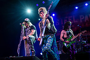 Steel Panther performs on January 18, 2019 at House of Blues in Anaheim, California (Photo: Charlie Steffens/Gnarlyfotos)