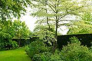 Stockton Bury Gardens, Leominster, Herefordshire, UK