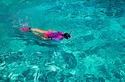 Snorkeling, Ambergris Caye, Belize