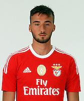 Portugal - Primera Liga NOS 2015-2016 /  <br /> ( Sl Benfica ) - <br /> Bryan Cristante