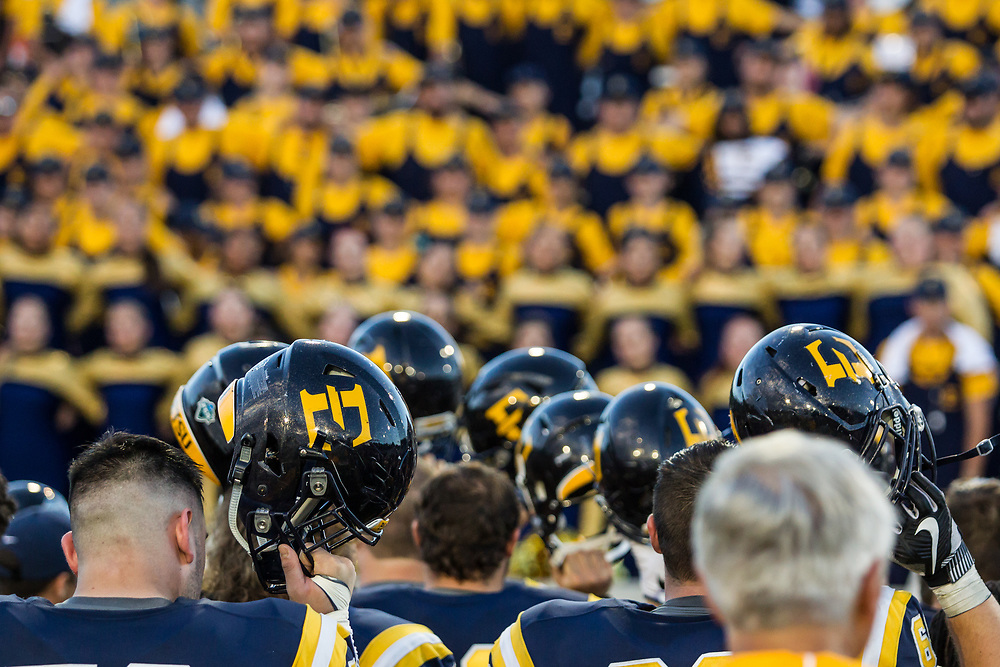 October 7, 2017 - Johnson City, Tennessee - William B. Greene Jr. Stadium<br /> <br /> Image Credit: Dakota Hamilton/ETSU