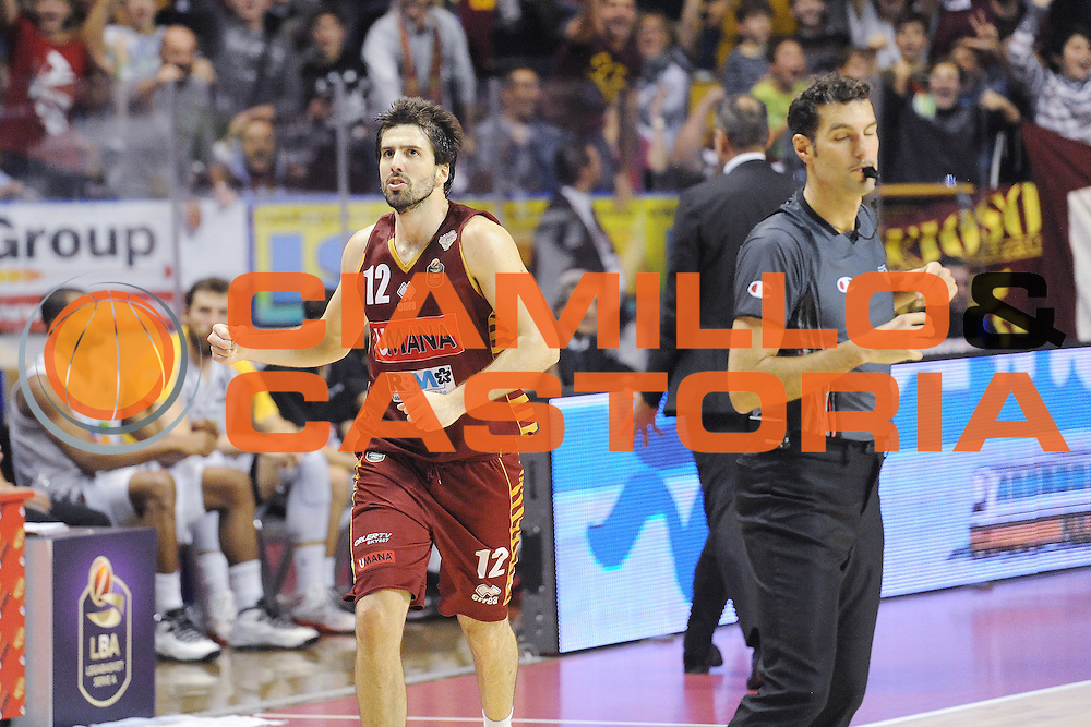 Ariel Filloy<br /> Umana Reyer Venezia - Pasta Reggio Caserta<br /> Lega Basket Serie A 2016/2017<br /> Venezia 27/11/2016<br /> Foto Ciamillo-Castoria