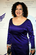 "Olga Merediz at The American Theater Wing's Annual Spring Gala Honoring Jerry Herman and Visa INC...The American Theatre Wing is best known as the creator of the Antoinette Perry ""Tony"" Awards, which it presents annually with the Brodway League. The Wing's other activities, dedicated to recognizing excellence and supporting eductaion in theatre."