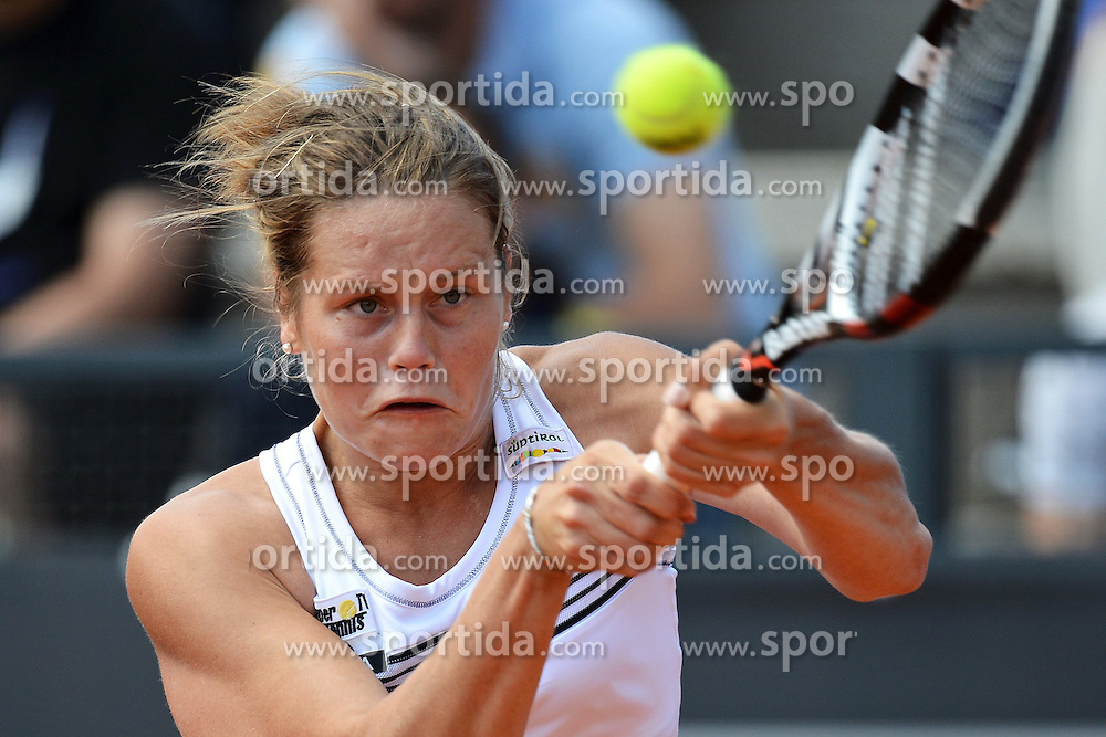 16.05.2012, Foro Italico, Rom, ITA, WTA World Tour, Internazionali d Italia, im Bild Karin Knapp of Italy // during the WTA World Tour, Internazionali d Italia at the Foro Italico, Roma, Italy on 2012/05/16. EXPA Pictures © 2012, PhotoCredit: EXPA/ Insidefoto/ Andrea Staccioli..***** ATTENTION - for AUT, SLO, CRO, SRB, SUI and SWE only *****