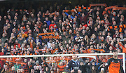 Dundee United's fans - Dundee United v Dundee, SPFL Premiership at Tannadice<br /> <br />  - © David Young - www.davidyoungphoto.co.uk - email: davidyoungphoto@gmail.com