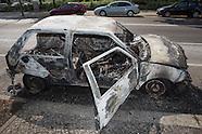 car arson, Berlin 24.07.16